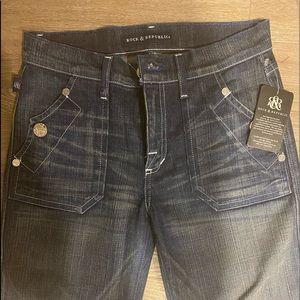 NWT ~ Rock & Republic Jeans ~ Size27